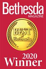 Best of Bethesda Magazine Badge