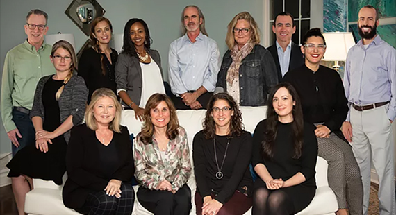 Counseling Center of Maryland Therapist Group Photo